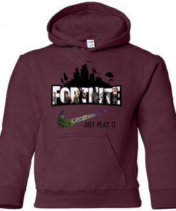 Nike Fortnite Just Play It Youth Hoodie