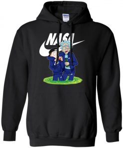 Nasa Rick And Morty Hoodie Amazon Best Seller