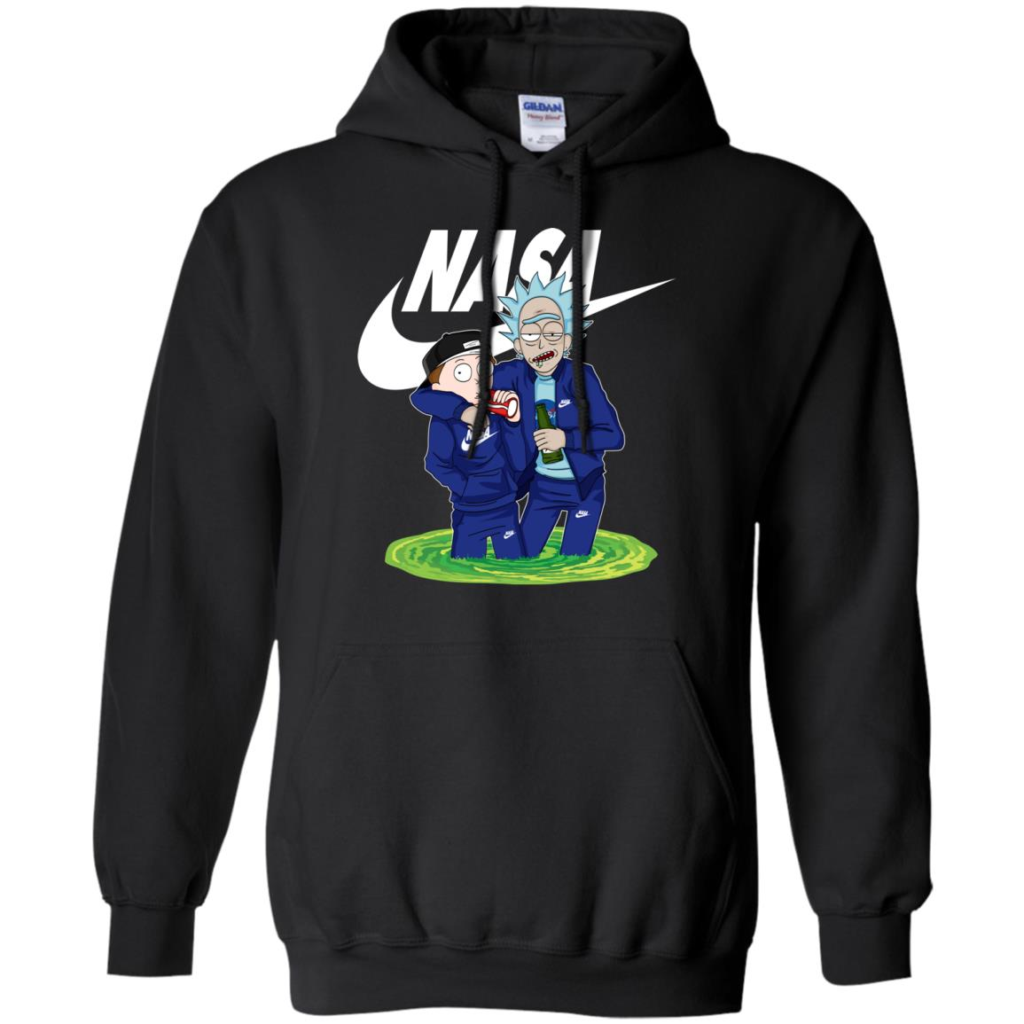 fb61ff29d729 Nasa Rick And Morty Hoodie Amazon Best Seller