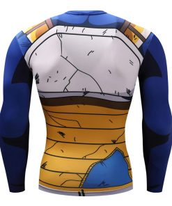 DragonBall Goku All Of Level Super Saiyan 3D Hoodie