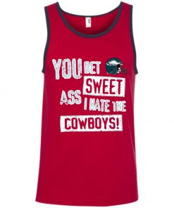 NFL Philadelphia Eagles YBYSA Anti Cowboys Tank Top