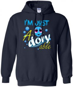 Disney Dory Fish Just Adorable Hoodie