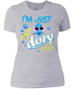 Disney Dory Fish Just Adorable Women's T-Shirt
