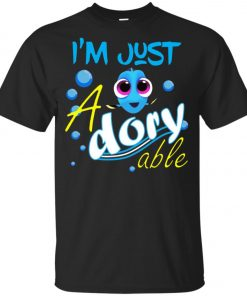 Disney Dory Fish Just Adorable Youth T-Shirt Amazon best Seller