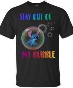 Disney Stitch Stay Out My Bubble Classic T-Shirt Amazon best Seller