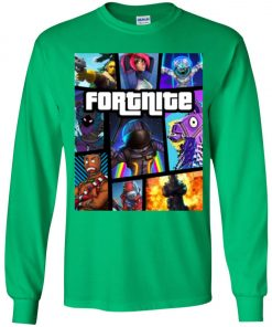 Fortnite GTA Youth Sweatshirt Amazon Best Seller Amazon best Seller