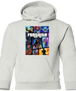 Fortnite GTA Youth Hoodie Amazon Best Seller Amazon best Seller