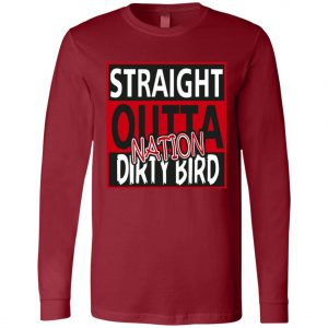 Atlanta Falcons Fanatics Straight Outta Nation Dirty Bird Long Sleeve