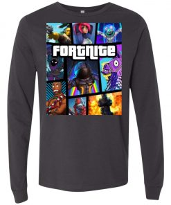 Fortnite GTA Long Sleeve Amazon best Seller