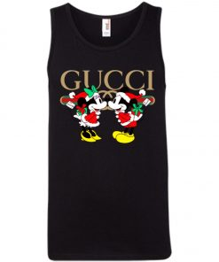 Gucci x Disney Mickey Christmas Tank Top Amazon Best seller