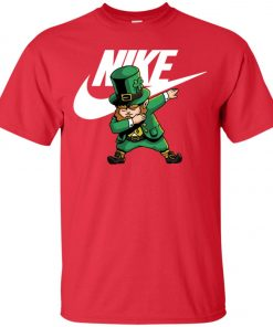 Nike Leprechaun Irish Dabbing Classic T-Shirt Amazon Best seller