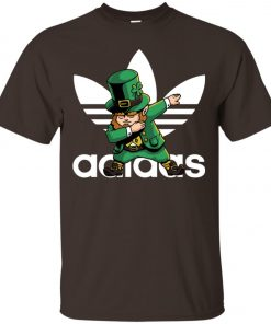 Adidas Leprechaun Irish Dabbing Classic T-Shirt Amazon Best seller
