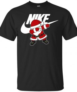 Nike Christmas Santa Claus Dabbing Classic T-Shirt Amazon Best seller
