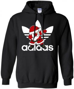 Adidas Santa Claus Dabbing Hoodie Amazon Best seller