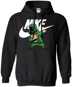 Nike Leprechaun Irish Dabbing Hoodie Amazon Best seller