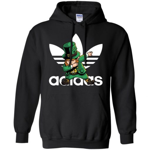 Adidas Leprechaun Irish Dabbing Hoodie Amazon Best seller