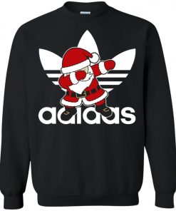 Adidas Santa Claus Dabbing Sweatshirt Amazon Best seller