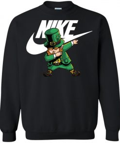 Nike Leprechaun Irish Dabbing Sweatshirt Amazon Best seller
