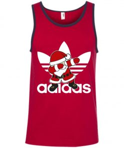 Adidas Santa Claus Dabbing Tank Top Amazon Best seller