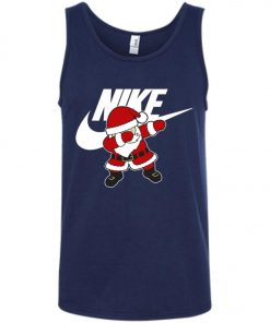 Nike Christmas Santa Claus Dabbing Tank Top Amazon Best seller