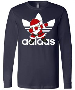 Adidas Santa Claus Dabbing Long Sleeve Amazon Best seller