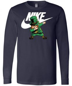 Nike Leprechaun Irish Dabbing Long Sleeve Amazon Best seller