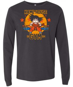 Goku DBZ Gym 1984 Long Sleeve Amazon best Seller