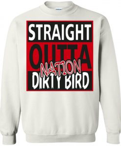 Atlanta Falcons Fanatics Straight Outta Nation Dirty Bird Sweatshirt