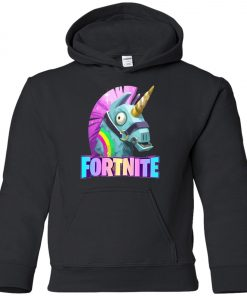 Fortnite Battle Royale Unicorn Youth Hoodie Amazon best Seller