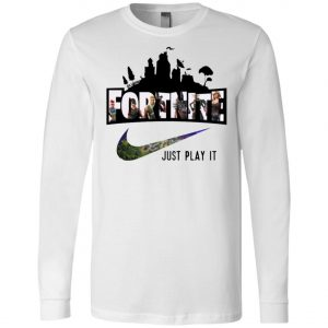 Nike Fortnite Just Play It Long Sleeve Amazon Best Seller