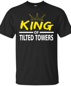 Fortnite King Of Tilted Tower Classic T-Shirt Amazon best Seller