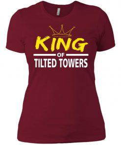 Fortnite King Of Tilted Tower Women's T-Shirt Amazon best Seller