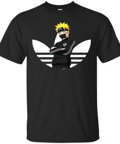 Naruto Adidas Classic T-Shirt Amazon best Seller
