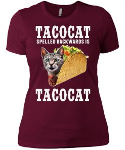 Tacocat Spelled Backwards Is Tacocat Women's T-Shirt