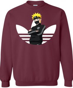 Naruto Adidas Sweatshirt Amazon best Seller