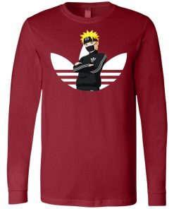 Naruto Adidas Long Sleeve Amazon best Seller