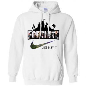 Nike Fortnite Just Play It Hoodie