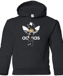 Saiyan Adidas Goku Adidas Dragon Ball BDZ 2018 Youth Hoodie