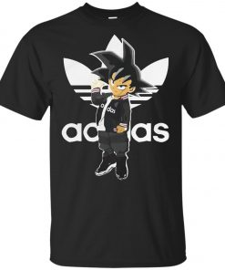 Saiyan Adidas Goku Adidas Dragon Ball BDZ 2018 Youth T-Shirt
