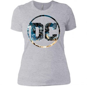 DC Comics Batman Logo Women's T-Shirt
