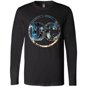 DC Comics Batman Logo Long Sleeve