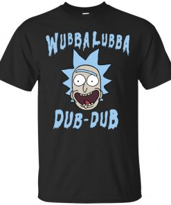 Rick And Morty Wubba Lubba Dub Dub Classic T-Shirt Amazon Best Seller