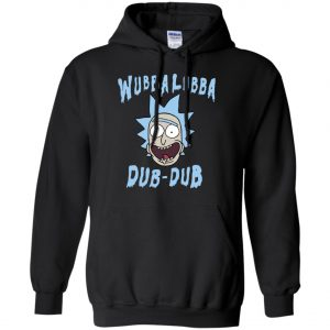 Rick And Morty Wubba Lubba Dub Dub Hoodie Amazon Best Seller