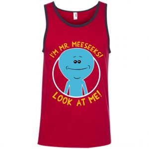 Rick And Morty I Am Mr Meeseek Tank Top