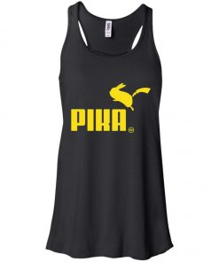 Pokemon Pikachu Puma Pika Women's Tank Top Amazon Best Seller