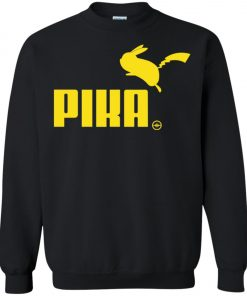 Pokemon Pikachu Puma Pika Sweatshirt Amazon Best Seller
