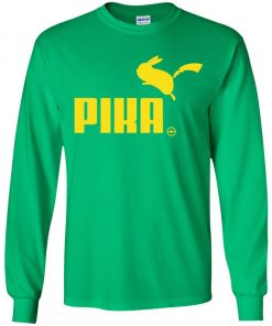 Pokemon Pikachu Puma Pika Youth Sweatshirt