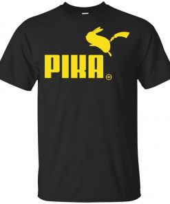Pokemon Pikachu Puma Pika Youth T-Shirt Amazon Best Seller
