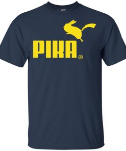 Pokemon Pikachu Puma Pika Youth T-Shirt