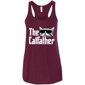 The Catfather The Godfather Women's Tank Top
